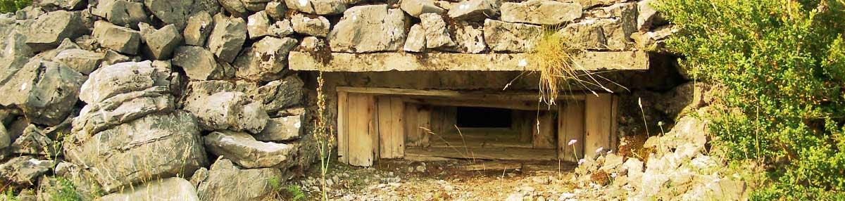 Projet de Carte de la Línea P Bunker